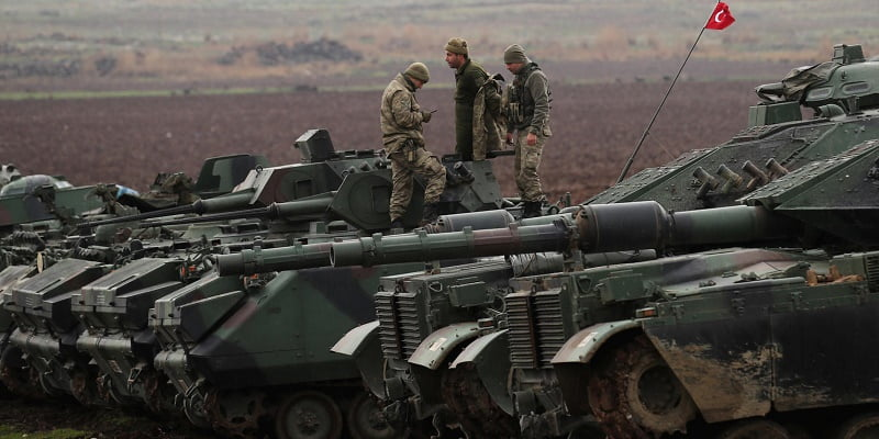 ΚΚΕ Καταδίκη της στρατιωτικής επέμβασης της Τουρκίας