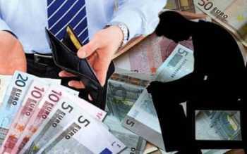 Κάτω από 500€ μεικτά για 1.5 εκ μισθωτούς - συνταξιούχους