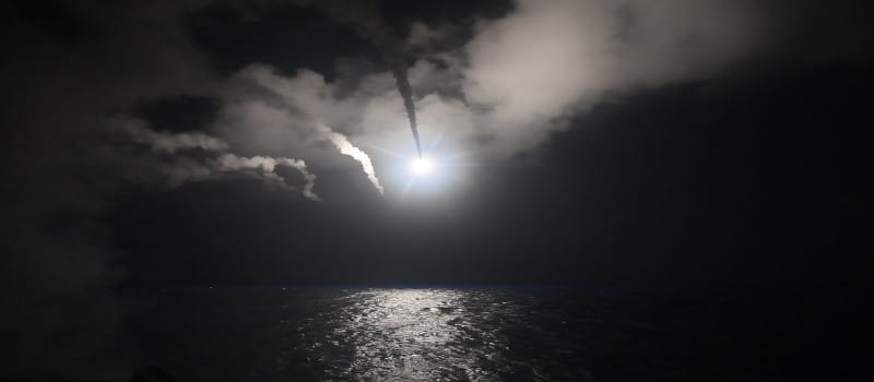 Κίνδυνος! Η Φρεγάτα «Έλλη» περιπολεί στα ανοιχτά της Συρίας