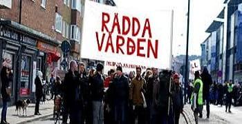Καταρρέει το Σουηδικό Σύστημα Υγείας - Γεννάνε μες τα αμάξια