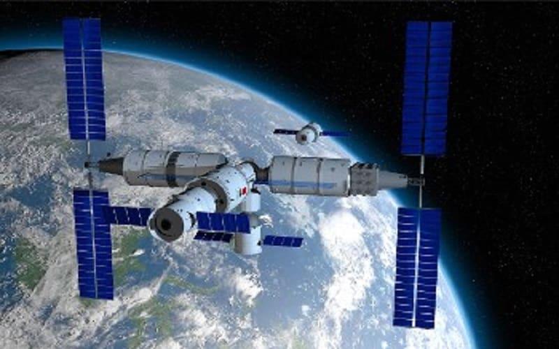 Κινέζικος Διαστημικός Σταθμός
