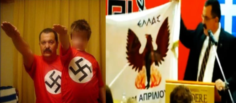 Κομμουνιστές και στα χακί για να σκούζουν οι φασίστες