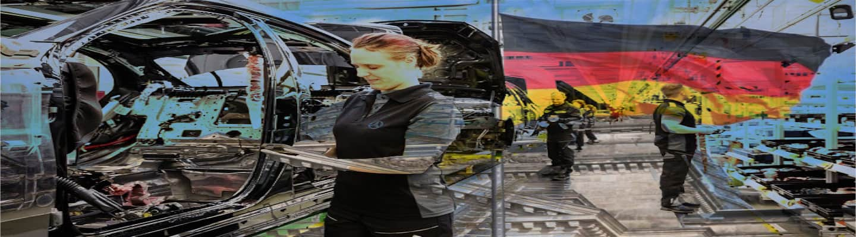 Κύμα απολύσεων λόγω «επιβράδυνσης» της γερμανικής οικονομίας
