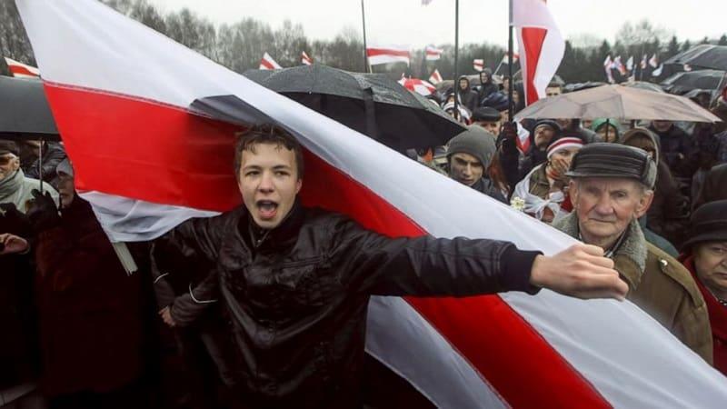 Λευκορωσία: Βίντεο δείχνει τον Προτάσεβιτς να αποδέχεται τις κατηγορίες