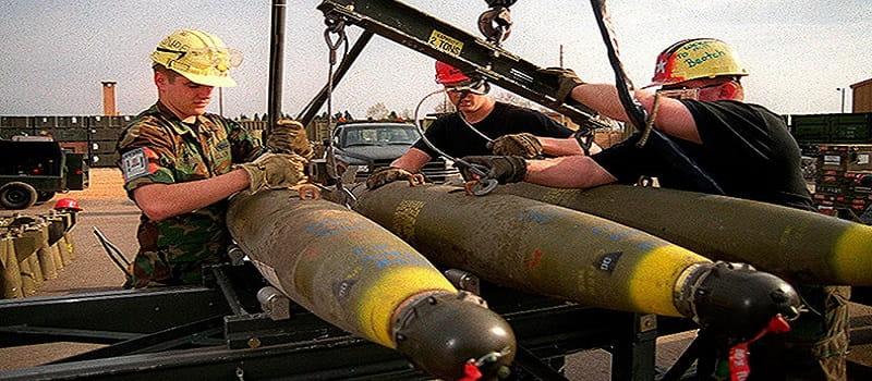 Μήνυση κατά του ΝΑΤΟ για χρήση απεμπλουτισμένου ουρανίου