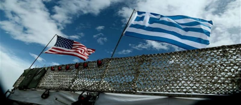 Ελλάδα - ΗΠΑ