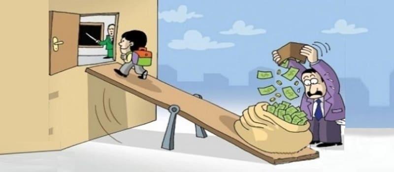 Μετατρέπουν τα σχολεία και τους εκπαιδευτικούς σε επαίτες