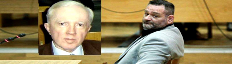 Με δικηγόρο τον Πλεύρη προσπαθεί να καθυστερήσει την απόφαση ο Λαγός
