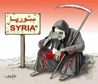 Αποτέλεσμα εικόνας για Οι «σωτήρες» της Συρίας