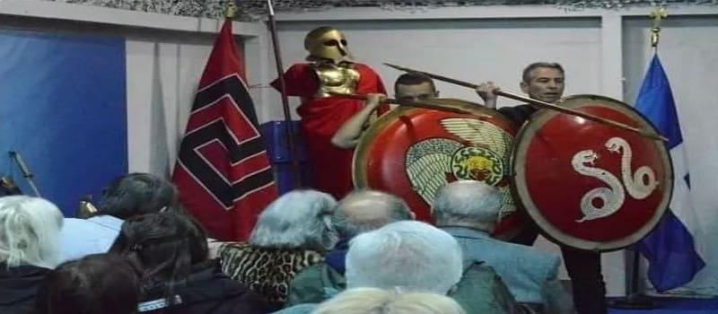 Μόνο ένας φασίστας έχει πολεμήσει ηρωϊκά για την πατρίδα