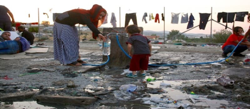 Μόρια «Το χειρότερο στρατόπεδο προσφύγων στη Γη»