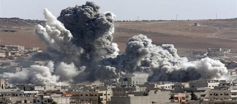 «Έξυπνες» βόμβες κι ο μύθος των «χειρουργικών» χτυπημάτων