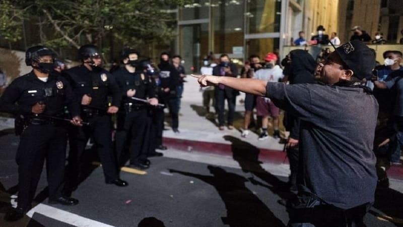 Διαδηλώσεις στη Μινεάπολη