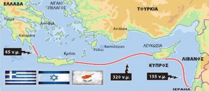 Νέα συνάντηση Ελλάδας - Κύπρου κι Ισραήλ στην Λευκωσία