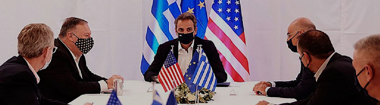 Ντελίριο αμερικανίλας: «Η Σούδα σημείο συνάντησης συμφερόντων Ελλάδας-ΗΠΑ»