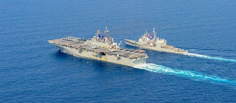 Νότια Κινεζική Θάλασσα: Αμερικανικές αντιδράσεις στην κλιμάκωση κινεζικών ενεργειών