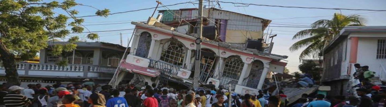 Αϊτή: Ξεπέρασαν τους 700 οι νεκροί από τον σεισμό των 7,2 Ρίχτερ