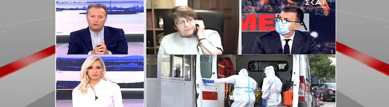 ΟΕΝΓΕ για ΣΚΑΪ: Δεν ξέρουν οι γιατροί που σώζουν ζωές και ξέρουν τα κυβερνητικά παπαγαλάκια;
