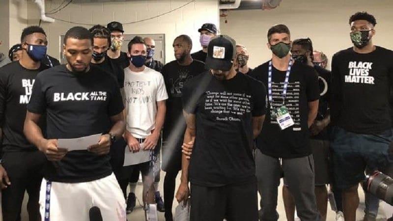 Οι Μπακς αρνήθηκαν να αγωνιστούν ως απάντηση στην αστυνομική βία