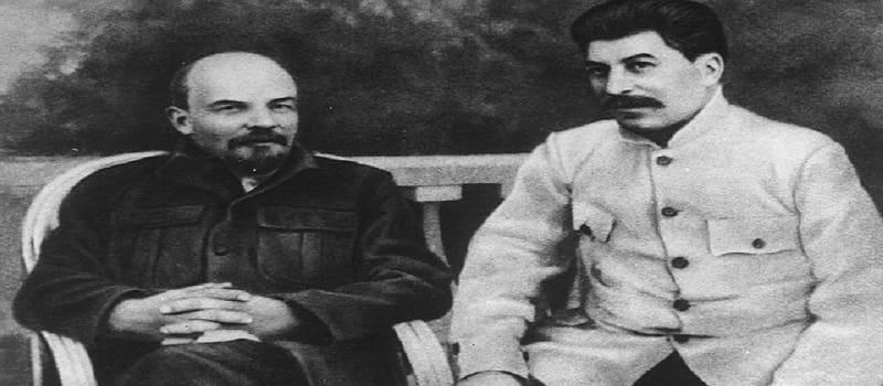 Λένιν - Στάλιν