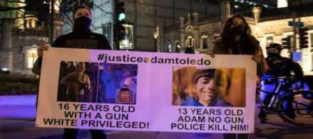 Οργή για τη δολοφονία άοπλου 13χρονου από αστυνομικό στις ΗΠΑ