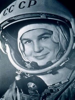 Βαλεντίνα Τερεσκόβα - Η πρώτη γυναίκα στο διάστημα