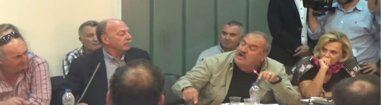 Ο Μάρκος Σκούφαλος για το φασιστικό δηλητήριο στη Χίο