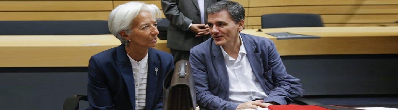 Ο Τσακαλώτος επικεφαλής του ΔΝΤ; Ο αγώνας τώρα δικαιώνεται, γατάκια