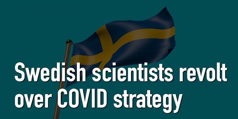 Ο κυνισμός της σουηδικής κυβέρνησης
