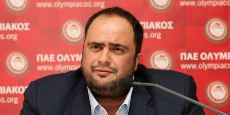 Ο κύριος Μαρινάκης κάνει (no) politica