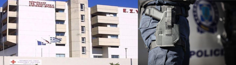 Πήγαν να συλλάβουν υποψήφια βουλευτή του ΚΚΕ σε ψυχιατρική κλινική