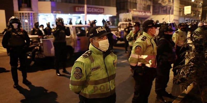 Περού: Βίντεο αποκαλύπτει ότι η αστυνομία ευθύνεται για το θανάτο 13 ατόμων σε ντίσκο