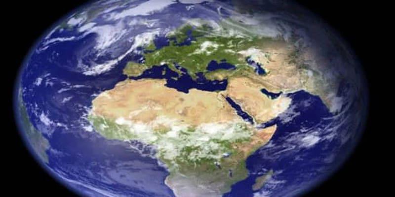 Προσφυγικό: Δείτε τον πλανήτη σας από ψηλά