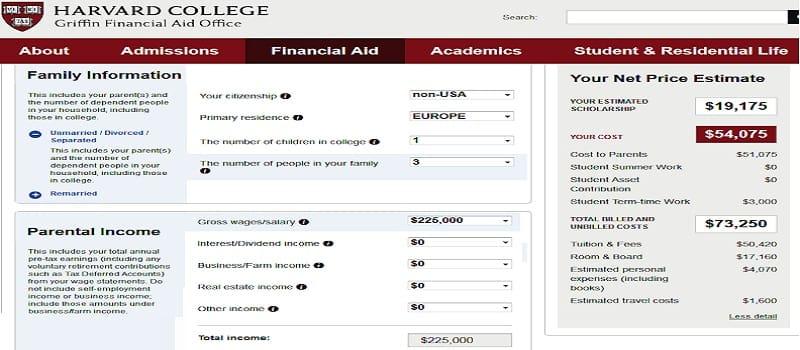 Πόσο κοστίζουν τελικά οι σπουδές στο Harvard