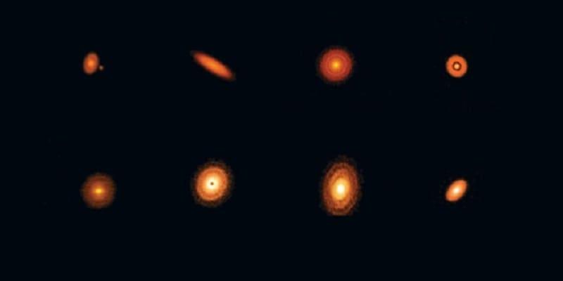 Ραδιοτηλεσκόπιο ALMA: Αστρονόμοι παρατηρούν τη γέννηση πλανητών