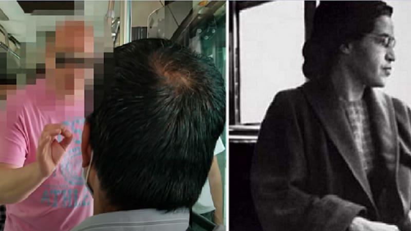 Ρατσιστικός τραμπουκισμός σε μετανάστη σε λεωφορείο: «Σήκω πάνω να κάτσει η κυρία»