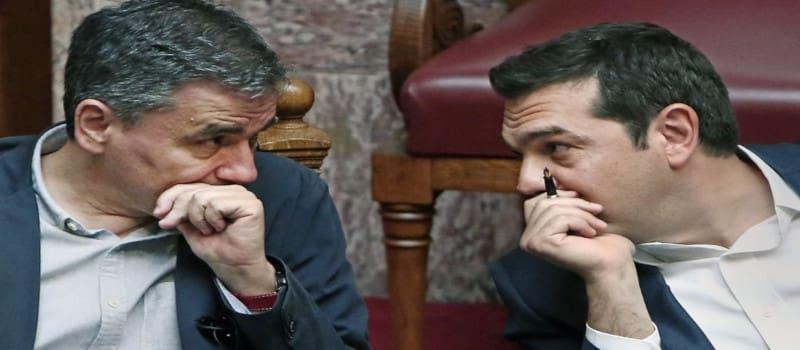 ΣΥΡΙΖΑ: «Δημόσιο συμφέρον» όλα τα τσεκούρια στις συντάξεις