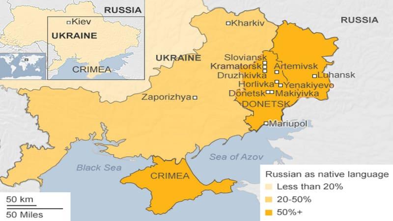 Σε συμφωνία για την Ανατολική Ουκρανία κατέληξαν Πούτιν και Ζελένσκι