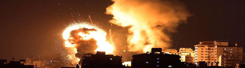 Στους 109 οι νεκροί Παλαιστίνιοι (27 παιδιά) από τις ισραηλινές επιδρομές στη Γάζα