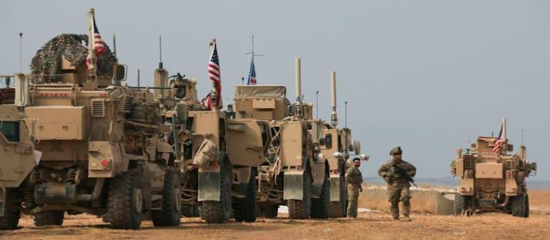 Συρία: Αποσύρονται από τη «ζώνη ασφαλείας» κουρδικές κι αμερικανικές δυνάμεις