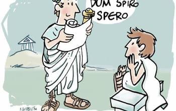 Τα Λατινικά και οι τρίχες της... Ιουλίας