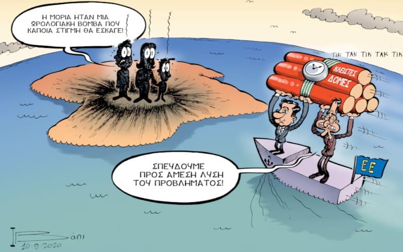 Τα «ευαίσθητα» αντανακλαστικά της ΕΕ