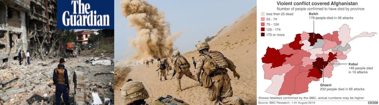 Το Αφγανιστάν δεν είναι εμπόλεμη χώρα, κύριε Άδωνι