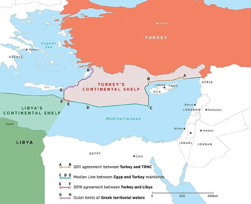 Τουρκο-λιβυκό σύμφωνο