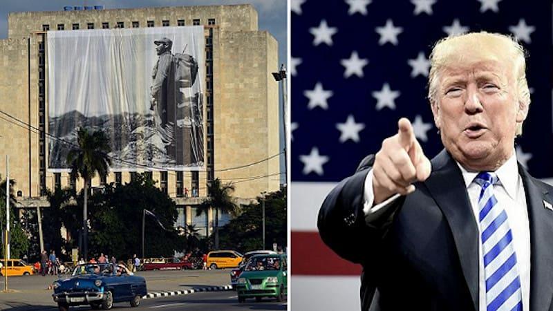 Το ακροδεξιό πολιτικό σκουπίδι επανέφερε την Κούβα στα κράτη «χορηγούς της τρομοκρατίας»