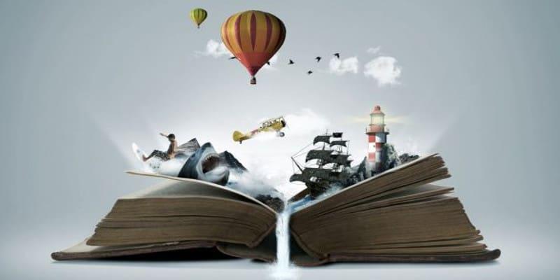 Το διάβασμα είναι οξυγόνο, όχι τεχνητή αναπνοή
