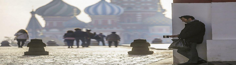 Το 3% των Ρώσων κατέχει το 90% των χρημάτων της Ρωσίας