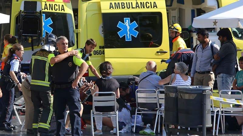 Τρομοκρατικές επιθέσεις στη Βαρκελώνη και Καμπρίλς