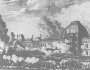 Η Εξέγερση της 10ης Αυγούστου 1792 – Η Πτώση της Μοναρχίας