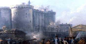 Η μεγάλη επανάσταση των Γάλλων! (14 Ιούλη 1789)